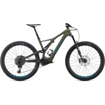 Specialized LEVO SL EXPERT CARBON Oak Green / Aqua (2020)
