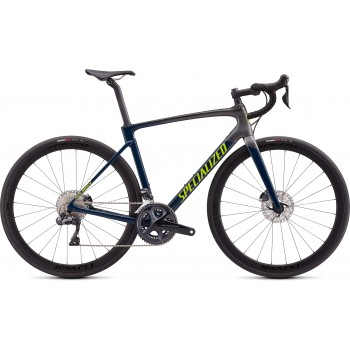 Specialized ROUBAIX EXPERT UDI2 Gloss Dusty Turquoise-Cast Blue/Charcoal/Hyper (2020)