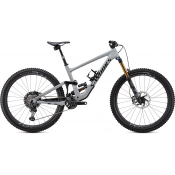 Specialized ENDURO SW CARBON 29 GLOSS DOVE GRAY / GLOSS BLACK / ROCKET RED (2020)