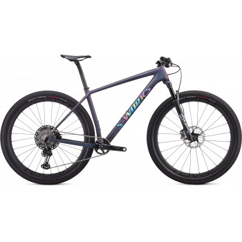 Specialized EPIC HT SW CARBON SHIMANO 29 Satin Chameleon Supernova/Holographic Reflective (2020)