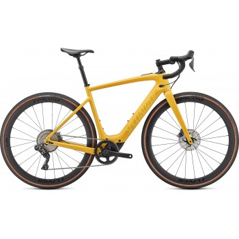 Specialized CREO SL EXPERT CARBON EVO Brassy Yellow/Sunset Yellow (2021)