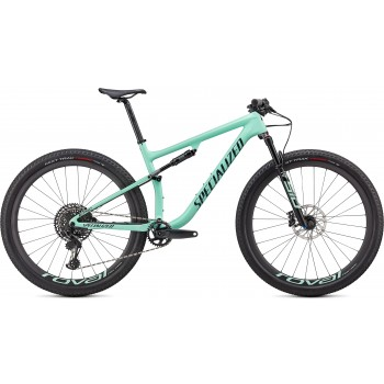Specialized EPIC EXPERT GLOSS/SATIN OASIS/FOREST GREEN (2021)