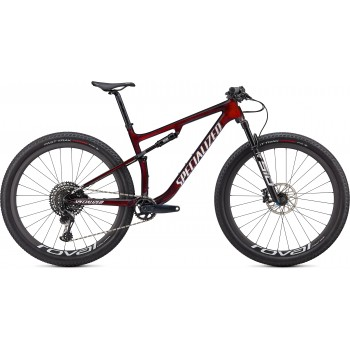 Specialized EPIC EXPERT GLOSS RED TINT/WHITE GOLD GHOST PEARL (2021)