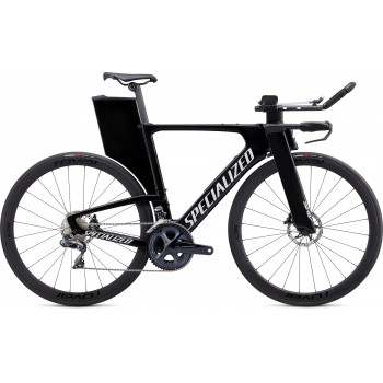 Specialized SHIV EXPERT DISC UDI2 Gloss Carbon/Metallic White Silver/Clean (2021)