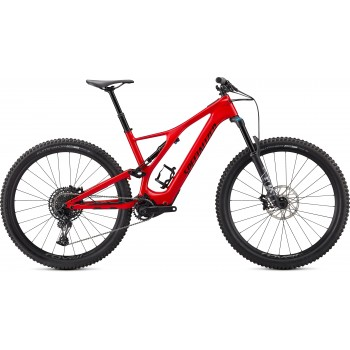 Specialized LEVO SL COMP CARBON Flo Red / Black (2021)