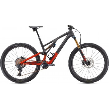 Specialized SJ EVO SW SATIN REDWOOD / BLACK / CARBON (2021)