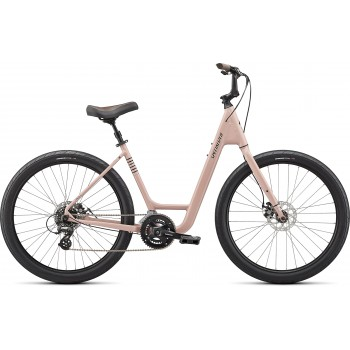 Specialized ROLL SPORT LOW ENTRY GLOSS BLUSH / SMOKE / SATIN BLACK REFLECTIVE (2021)
