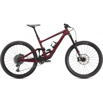 Specialized ENDURO EXPERT SATIN MAROON / WHITE MOUNTAINS (2021)