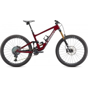Specialized ENDURO SW GLOSS RED TINT / SPECTRAFLAIR / METALLIC WHITE SILVER (2021)