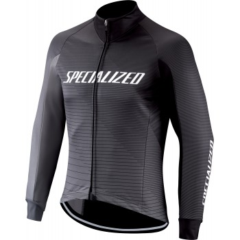 Specialized ELEMENT RBX COMP LOGO TEAM JACKET Black/Charcoal (2021)