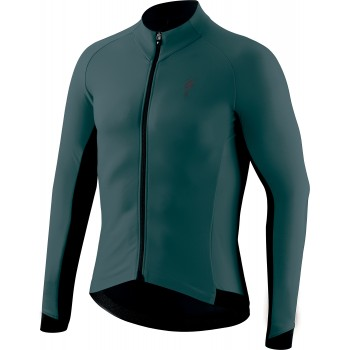 Specialized THERMINAL SL EXPERT JERSEY LS Forest Green (2021)