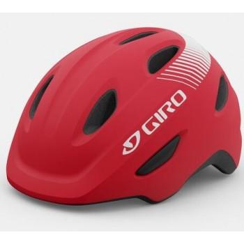 CASCO GIRO SCAMP BRIGHT RED