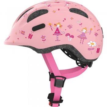 Casco ABUS SMILEY 2.0 ROSA...