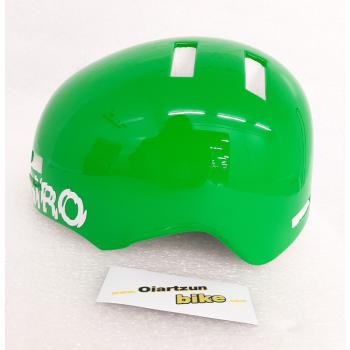 CASCO GIRO BMX VERDE